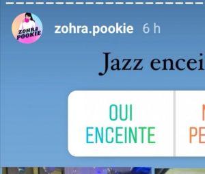 Jazz Correia enceinte d'un troisième enfant avec Laurent ?