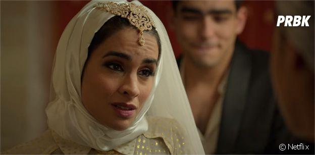 Elite - histoires courtes : Mai, la soeur de Nadia et Omar, fait sa première apparition