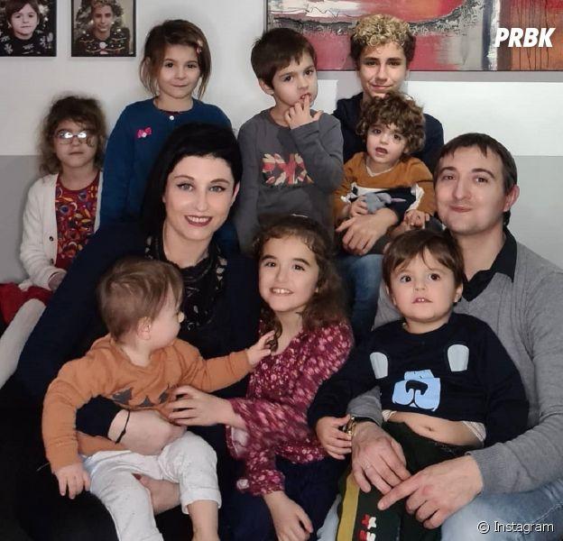 Familles nombreuses, la vie en XXL : Amandine Pellissard clashée par des haters, elle répond