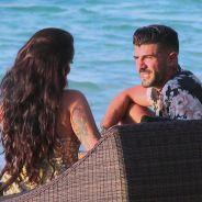 Thomas (Les Vacances des Anges 4) et Laura officialisent leur couple avec un bisou (EXCLU VIDEO)