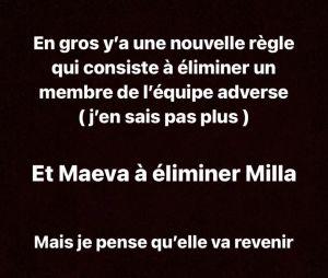 Milla Jasmine éliminée des Marseillais VS Le reste du monde 6 à cause de Maëva Ghennam ?