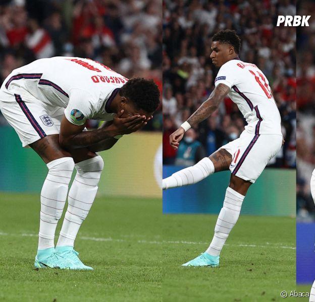 Euro 2020 : les joueurs anglais victimes d'insultes racistes de la part des supporteurs après la défaite contre l'Italie