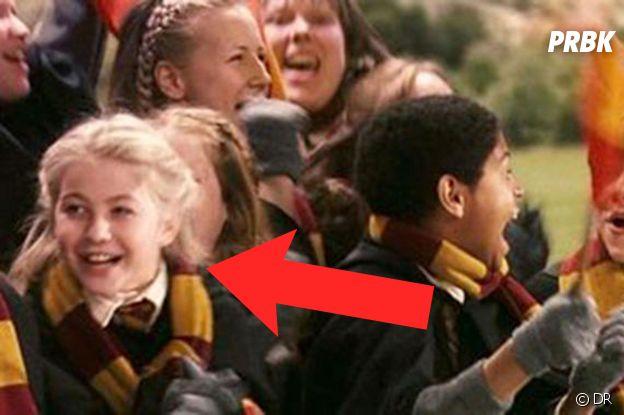 Julianne Hough dans Harry Potter