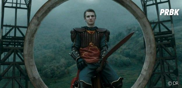 Freddie Stroma dans Harry Potter