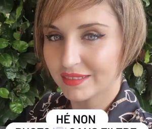 """Amandine Pellissard accusée d'abuser des filtres sur ses photos : sa réponse cash aux """"rageuses"""""""