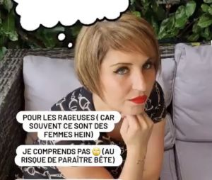 """Familles nombreuses, la vie en XXL : Amandine Pellissard répond aux """"rageuses"""" qui l'accusent d'abuser des filtres"""