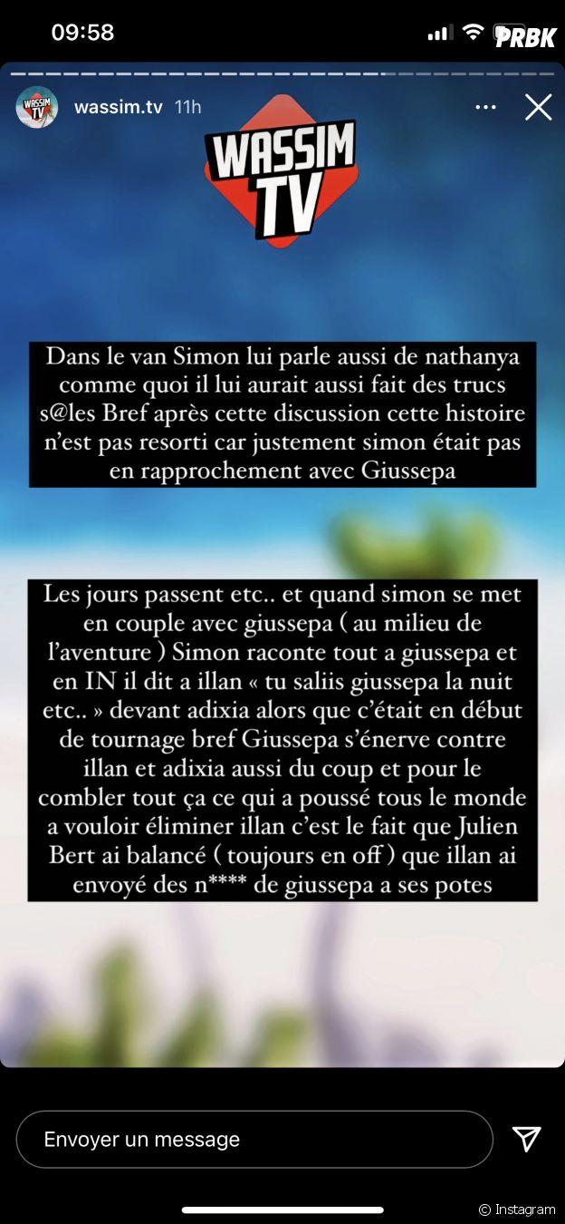 Simon Castaldi VS Illan : la raison de leur embrouille dans Objectif Reste du Monde dévoilée ?