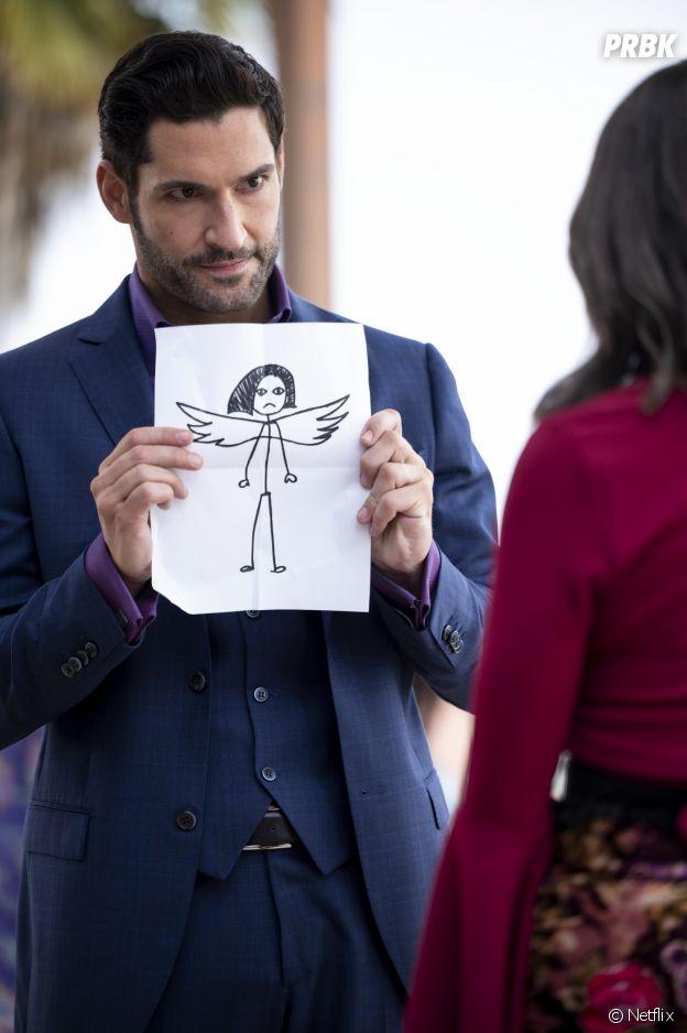 Lucifer saison 6 : Tom Ellis sur une photo