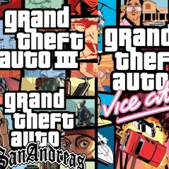 GTA III, Vice City et San Andreas de retour cette année en version remasterisée avant GTA 6 ?