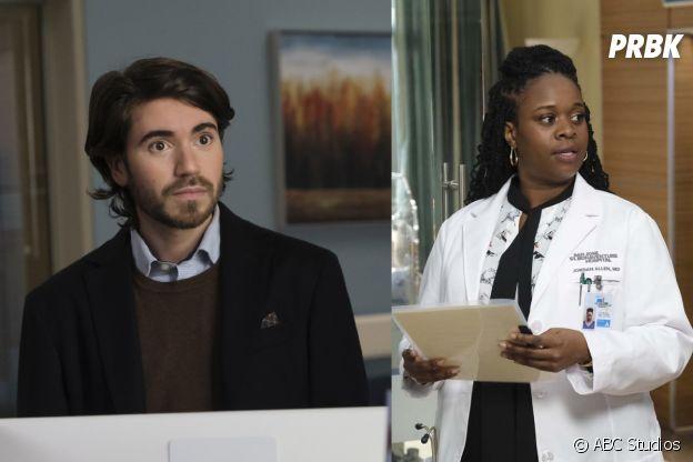 Good Doctor saison 4 : Asher et Jordan, deux nouveaux internes