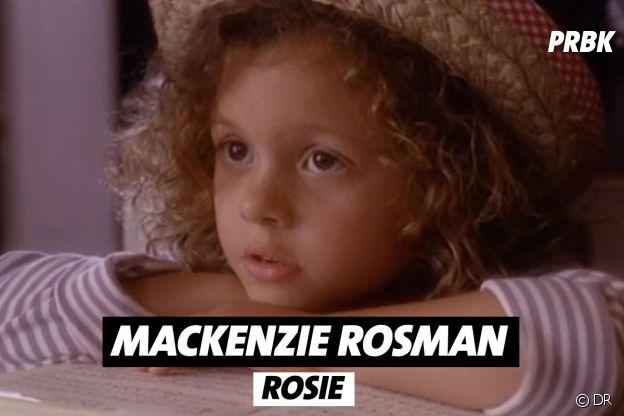 7 à la maison : que devient Mackenzie Rosman ?