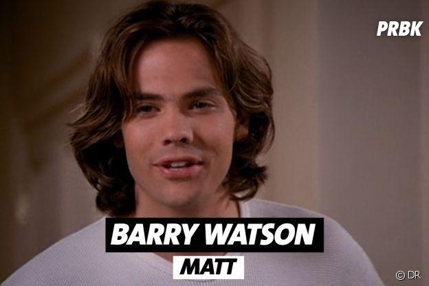 7 à la maison : que devient Barry Watson ?