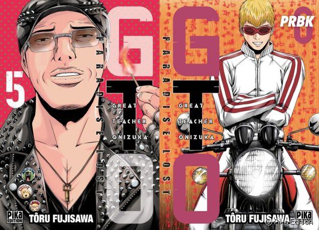GTO Paradise Lost : pourquoi vous devez absolument lire ce manga, spin-off de GTO