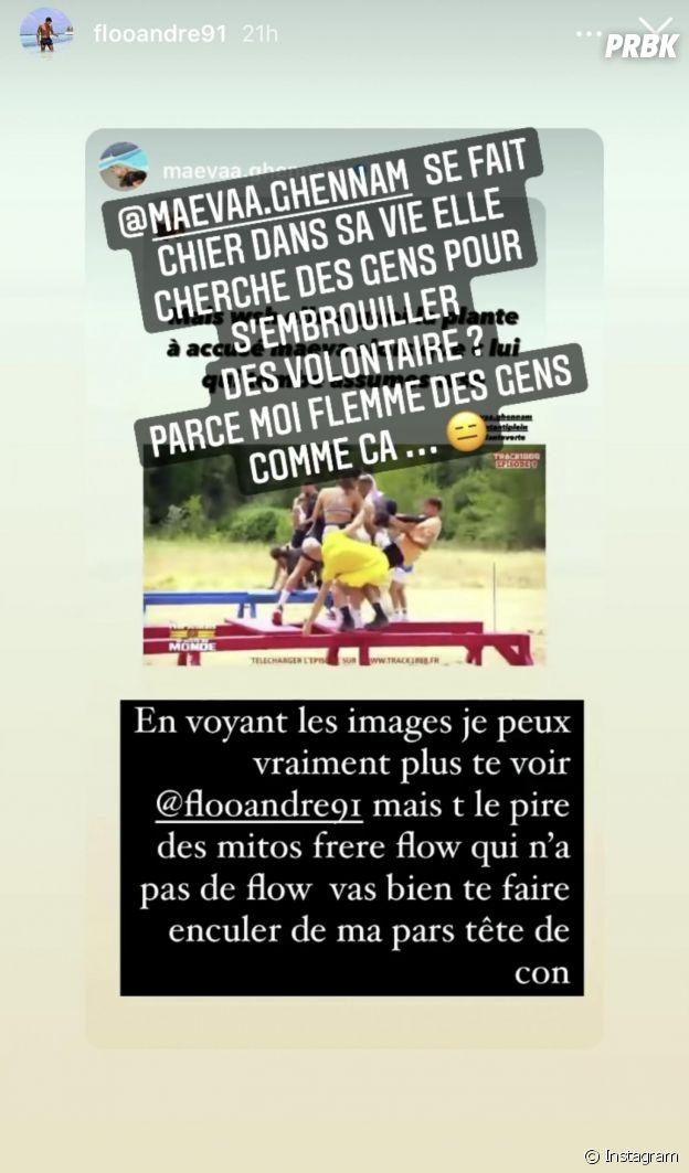Les Marseillais VS Le Reste du Monde 6 : Maeva Ghennam clashe encore Florent André en revoyant leur dispute dans l'épisode