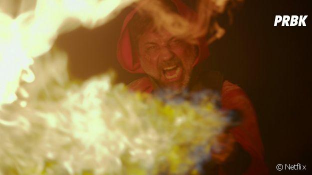 La Casa de Papel saison 5, partie 1 : quand Arturo (Enrique Arce) devient fou