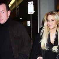Lindsay Lohan ... Son père prêt à tout pour qu'on la laisse tranquille