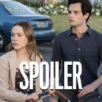 You saison 3 : Penn Badgley et Victoria Pedretti réagissent à la fin mortelle