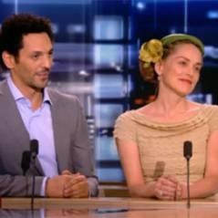Largo Winch 2 ... Sharon Stone envoûtante et envoûtée au JT de TF1