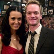 Katy Perry en guest dans une série ... How I Met Your Mother ... la photo sur le tournage