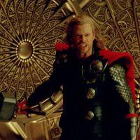 Thor ... la nouvelle affiche promo avec l'acteur principal