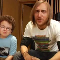 Keenan Cahill et David Guetta ... un remix de fou ... à voir en vidéo