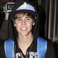 Justin Bieber à Paris pour l'avant-première de Never Say Never