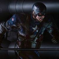 Captain America ... le héros se paye la couverture du magazine Empire
