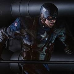 Captain America ... Une nouvelle photo avec Bucky