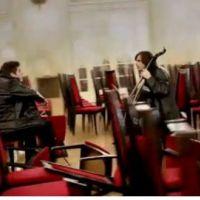 Michael Jackson ... Smooth Criminal aux violoncelles