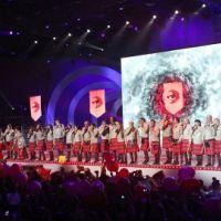 Le concert des Enfoirés ... le 11 mars 2011 sur TF1
