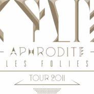 EXCLU ... Kylie Minogue démarre son ''Aphrodite World Tour 2011'' ... la vidéo promo