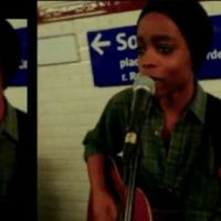 Irma ... Son concert improvisé dans le métro