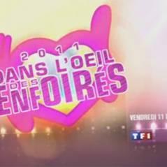 Les Restos du Coeur ... dans l'oeil des Enfoirés sur TF1 bientôt ... bande annonce