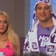 Eva Longoria, Lindsay Lohan and Co ... VIDEO ... elles s'amusent chez Jimmy Kimmel