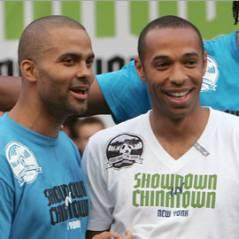 Thierry Henry ... sportif Français le mieux payé de l'année selon L'Equipe