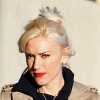 Gwen Stefani ... en permanence au régime