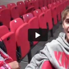 Justin Bieber en concert en Angleterre... Sa vidéo avec Jaden Smith