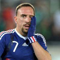 Ribery et Evra ... retour en Equipe de France