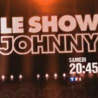 Le Show Johnny sur TF1 samedi ... la bande annonce