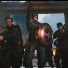 Captain America ... La bande annonce en VO