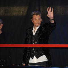Johnny Hallyday ... les photos au Virgin Megastore pour la sortie de son album ''Jamais Seul''
