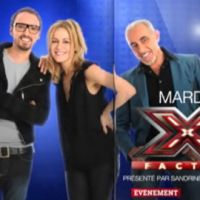 X-Factor 2011 ... le 1er prime en direct sur M6 ... mardi 19 avril