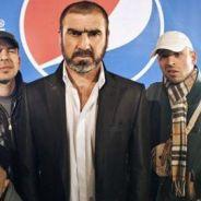 Eric Cantona ... Avec les Kaira Shopping pour la nouvelle pub Pepsi (VIDEO)