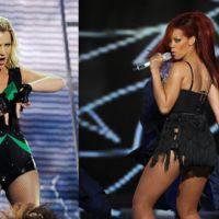 Rihanna et Britney Spears ... un duo/remix sur S&M ... futur clip de l'année