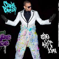 Chris Brown ... La pochette de son nouveau single déchire (PHOTO)