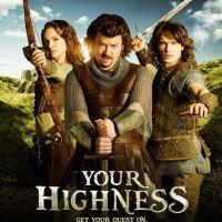 Natalie Portman et James Franco dans le film ''Votre Majesté'' ... nouvelle vidéo