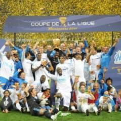 Coupe de la Ligue 2011 ... La victoire de l'OM en photos et en vidéo