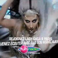 Lady Gaga ... Rencontrez la star et découvrez son nouvel album avec FUN RADIO (VIDEO)