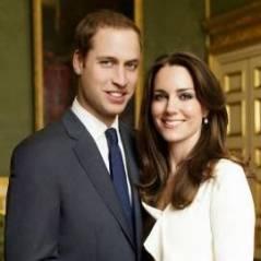 Kate et William ... Le champagne du mariage