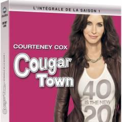 Cougar Town saison 1 ... la cougar la plus sexy de la télé arrive en DVD